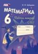 Математика 6 кл. Рабочая тетрадь в 2х частях